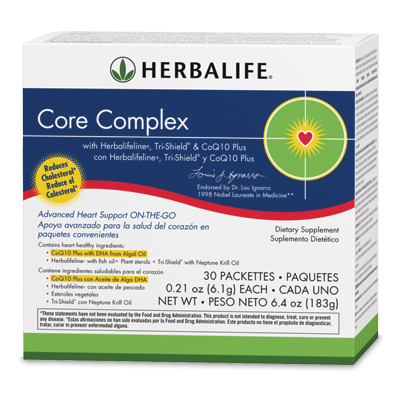 Herbalife Core Complex with CoQ10 Plus